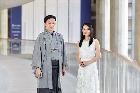 『ライモンダ』公演を控える吉田都が松本幸四郎と対談