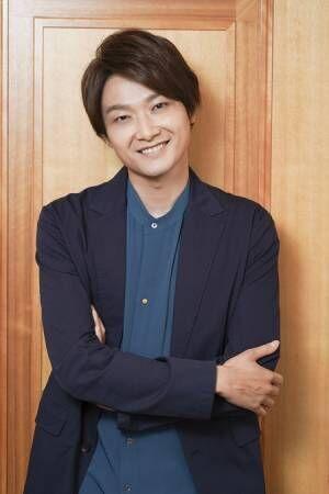 井上芳雄、久々の王子役で「人間の悲しさ、愚かさを演じたい」