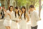 Perfumeが映画初出演、『モテキ』で森山未來とダンスでコラボ