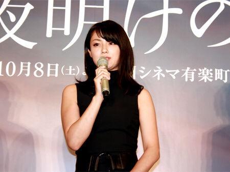 結婚に夢を見ていたい深田恭子、不倫は「映画の中だけで」