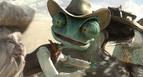 ジョニー・デップがカメレオンを演じた『ランゴ』特別映像が公開