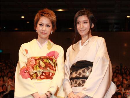 篠原涼子「『アンフェア』をやると幸せが訪れる」