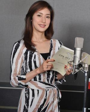 天海祐希、ハリウッド映画の吹き替えに初挑戦