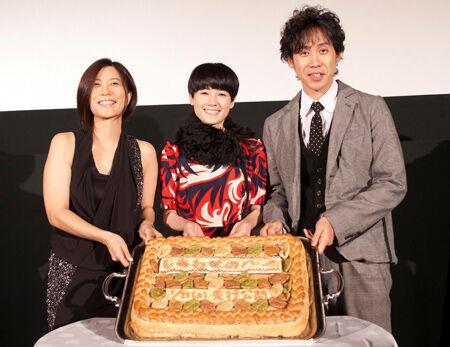 早くも続編!? 原田知世&大泉洋出演『しあわせのパン』が北海道でお披露目