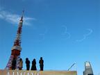 """映画『ALWAYS』が""""東京上空""""を舞台にイベントを敢行!"""