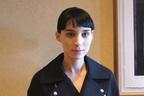 初主演でオスカー候補に! 新星ルーニー・マーラが『ドラゴン・タトゥーの女』を語る