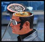 イメージ写真にビックリ! インド映画『ロボット』コラボカレーが登場
