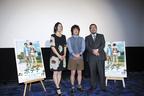 映画『ポテチ』が仙台で先行上映 中村義洋監督&濱田岳&木村文乃が登壇