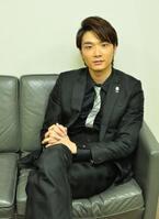 ケンジを演じた井上芳雄、映画『宇宙兄弟』を語る