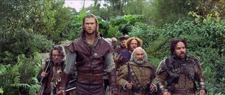 """白雪姫といえば!? 『スノーホワイト』""""8人の番人""""に英国の名優が集結"""