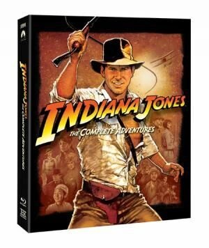 完全修復版の収録も! 『インディ・ジョーンズ』ブルーレイ発売日が決定