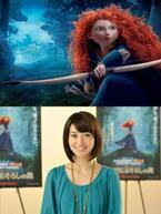 『メリダとおそろしの森』大島優子が演じる日本語版映像が公開