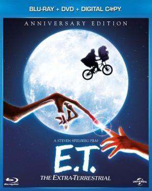 入手困難な吹き替えも収録。名作『E.T.』がついにブルーレイに!