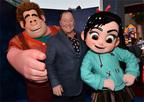 ディズニーアニメ最新作『シュガー・ラッシュ』がハリウッドでお披露目