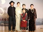 映画『おしん』、主演子役は約2500人から選ばれた新星・濱田ここねちゃん