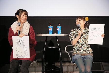 """金田朋子VS明坂聡美、""""シアタスアニメ""""イベントで抱腹絶倒トーク!?"""