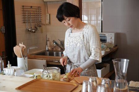 『パンとスープとネコ日和』特別上映に小林&加瀬