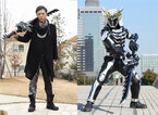 板尾創路、仮面ライダーフィフティーン役で初変身!