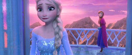 『アナと雪の女王』を観た観客の反応は?