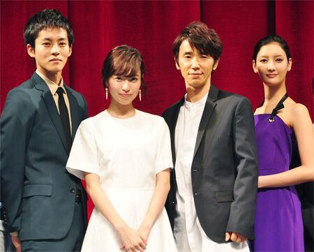 「ゲスな男」松坂桃李が新作撮影を振り返る