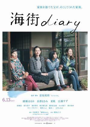 映画『海街diary』新映像が公開
