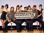 長州力&藤波辰爾が『エクスペ3』PRに悪戦苦闘?
