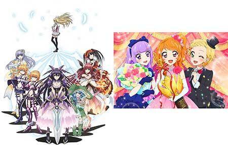 大人気シリーズアニメ2作品が上位に!