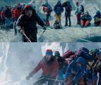 『エベレスト3D』緊迫の本編映像が公開