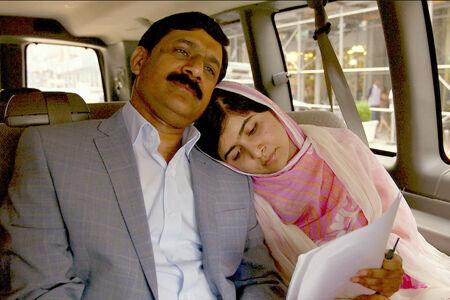 父娘の絆が感じられる映画『わたしはマララ』映像