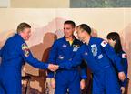 『オデッセイ』特別試写会で宇宙飛行士がエール