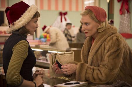 共感の声が集まる。公開中の映画『キャロル』が好評