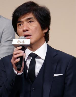 佐藤浩市、主演作『64』に絶対の自信!
