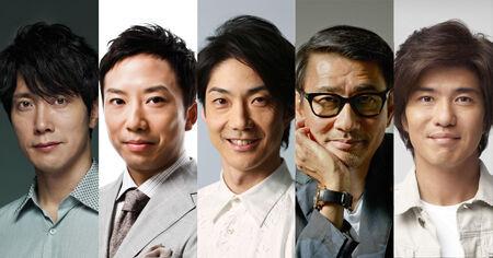 新作映画『花戦さ』に野村萬斎ら豪華キャスト集結