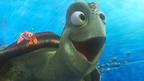 ウミガメのクラッシュが再登場! 新映像公開