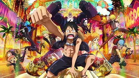 『ONE PIECE FILM GOLD』が満足度第1位!