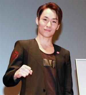 EXILEのTETSUYA「僕のガチなチャレンジ」