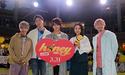 映画『honey』公開記念イベントに平野紫耀&平祐奈が登場
