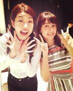 山本美月と横澤夏子の2ショット写真に呆然!顔のサイズ差は8cm?!