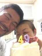 北斗晶49歳バースデーサプライズ!!「しあわせ夫婦」「末永く仲良く」絶賛コメント殺到