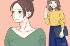 """今すぐ""""小顔""""になれる!女子歓喜の「秋の小顔ファッション」4選"""