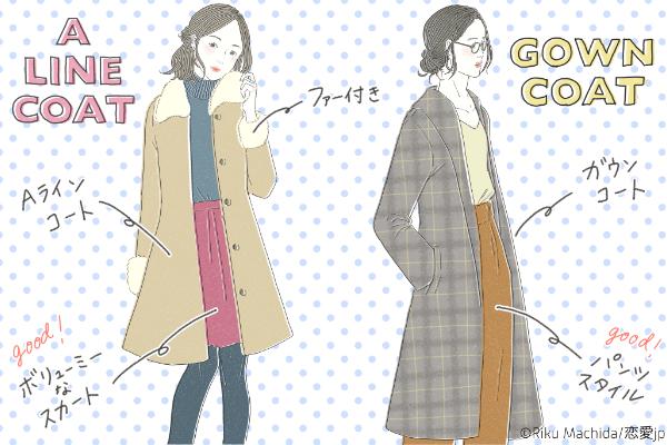 """着るだけで""""お嬢様見え""""…♡「上品な女」を作る冬コート4選"""