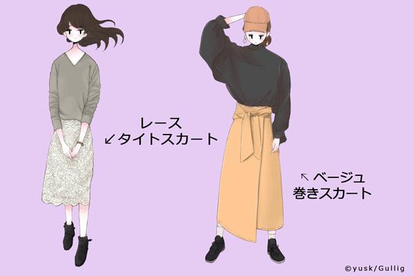 好きな人を惑わせる!オトコが「大人の色気」を感じるファッションをご紹介♡