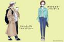 """勝負の日はコレ♡男が""""デートで着てほしい""""と思う「女子の春コート」4選"""