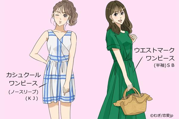 """""""大事なデート""""に着ていきたい♡春夏使える「GUワンピ」4選"""