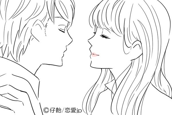 可愛すぎだろ……♡男をキュン死させる「初心っぽいキス」の仕方