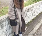 もう…一緒に羽織りたい♡♡男ウケ間違いなし!「冬のモテアウター」4選