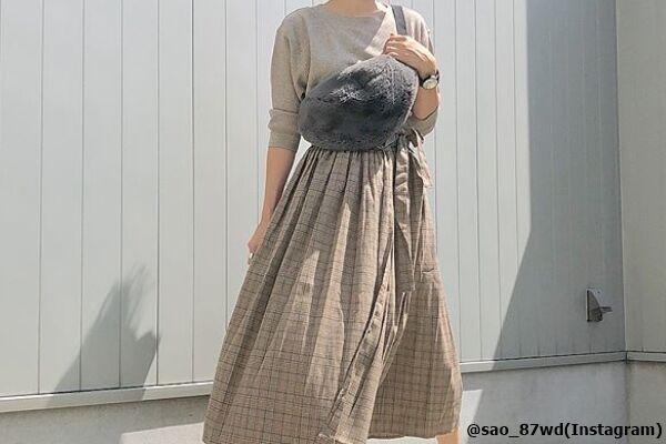 華やかさアップ♡「セクシーフレアスカート」着こなし術