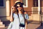 夏らしくておしゃれだね♡男性に褒められる「夏の帽子」4選