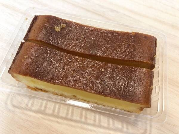 【セブンスイーツ】2種のチーズを使用したベイクドチーズケーキが激うま!