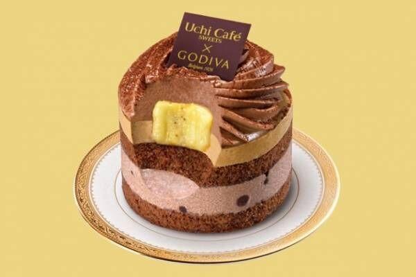 【ローソンスイーツ】数量限定!Uchi Café × GODIVA ショコラバナーヌはクオリティ高し!